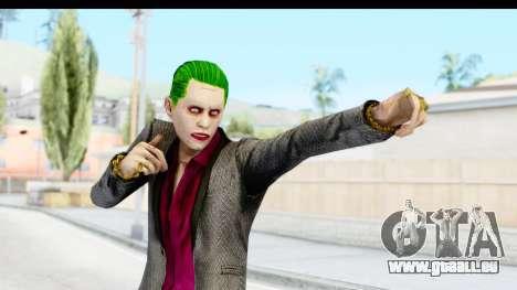 Suicide Squad - Joker v2 pour GTA San Andreas