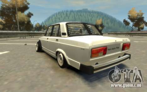 VAZ 2105 Drift (Paul Black prod.) für GTA 4 linke Ansicht