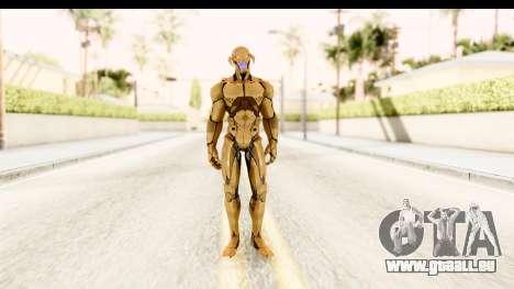 Marvel Heroes - Ultron Gold AoU pour GTA San Andreas deuxième écran