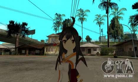 Ara Sakra Devanam (Elsword) pour GTA San Andreas troisième écran
