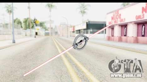 Inquisitor Lightsaber v2 für GTA San Andreas zweiten Screenshot