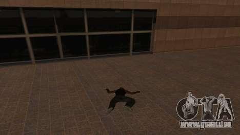 Unsterblichkeit CJ für GTA San Andreas dritten Screenshot