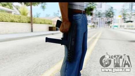 CS:GO - Tec-9 pour GTA San Andreas troisième écran