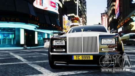 Rolls-Royce Phantom EWB 2013 pour GTA 4