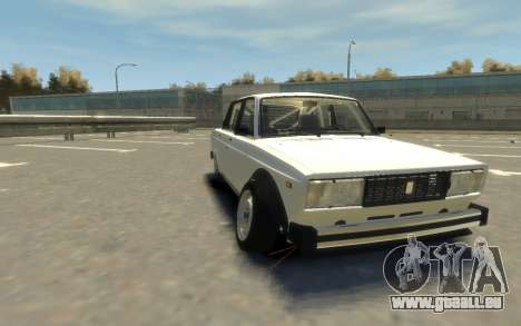 VAZ 2105 Drift (Paul Black prod.) für GTA 4