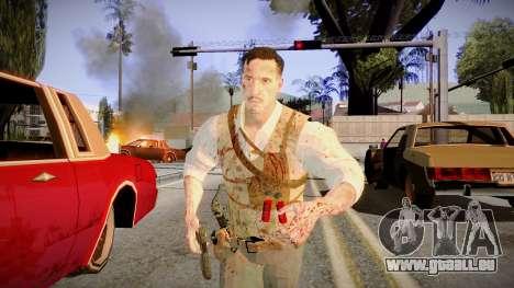 Black Ops 3 - Edward Richtofen für GTA San Andreas
