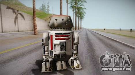 R5-D4 Droid from Battlefront für GTA San Andreas