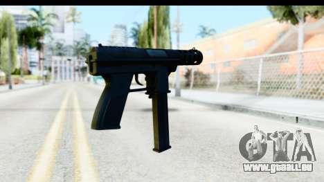 CS:GO - Tec-9 pour GTA San Andreas deuxième écran