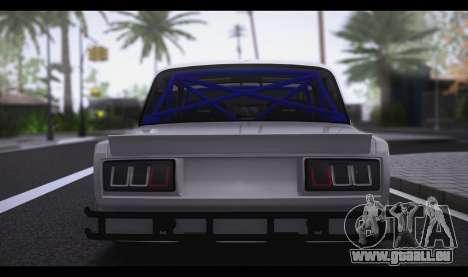 VAZ 2105 Sport pour GTA San Andreas laissé vue