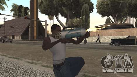 Spudgun from Bully SE für GTA San Andreas her Screenshot