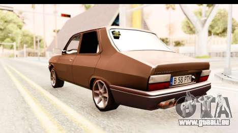 Dacia 1310 PTM pour GTA San Andreas laissé vue