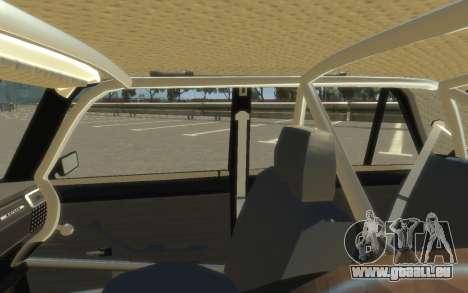 VAZ 2105 Drift (Paul Black prod.) pour GTA 4 est un droit