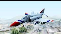 F-4 Phantom II Thunderbirds für GTA San Andreas