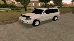 Toyota Land Cruiser 105