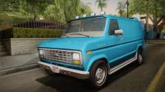 Ford E-150 Commercial Van 1982 2.0 für GTA San Andreas
