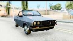 Dacia 1300 Sport Cabrio