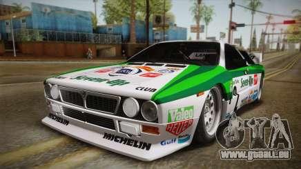 Lancia Rally 037 Stradale (SE037) 1982 Dirt PJ3 für GTA San Andreas
