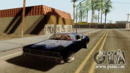 HD Sabre Greedy für GTA San Andreas