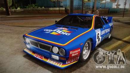 Lancia Rally 037 Stradale (SE037) 1982 HQLM PJ3 pour GTA San Andreas