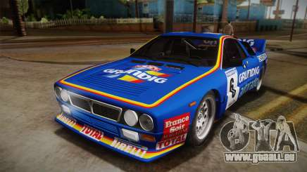 Lancia Rally 037 Stradale (SE037) 1982 HQLM PJ3 für GTA San Andreas