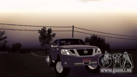 Nissan Patrol für GTA San Andreas