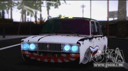 VAZ 2103 Tier für GTA San Andreas