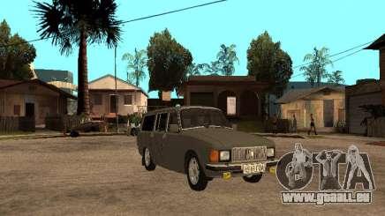GAS-31022 für GTA San Andreas