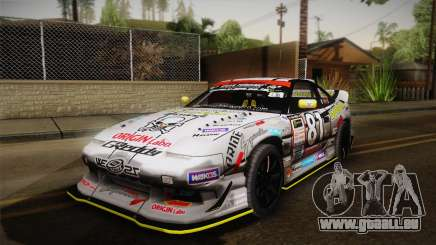 D1GP Nissan 180SX BWest Origin Labo für GTA San Andreas