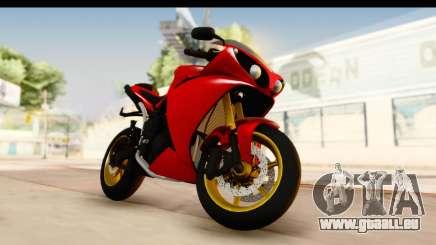Yamaha R1 2014 für GTA San Andreas