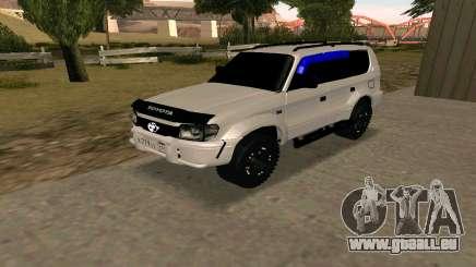 Toyota Land Cruiser 95 für GTA San Andreas