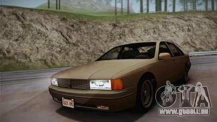 Declasse Premier 1992 SA Style für GTA San Andreas