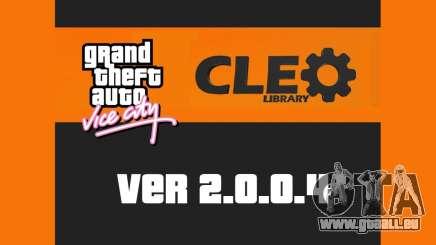 CLEO 2.0.0.4 pour GTA Vice City