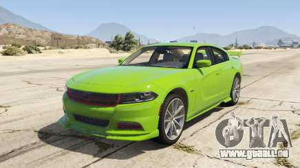 Dodge Charger LD 2015 pour GTA 5