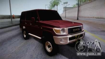Toyota Land Cruiser 4 Puertas Original pour GTA San Andreas