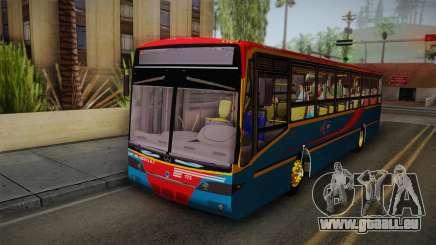 Nuovobus MB OF1418 Linea 302 für GTA San Andreas