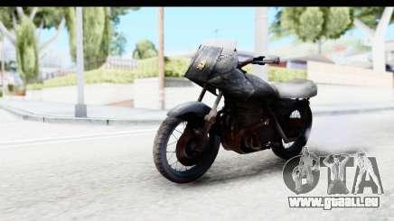 Kawasaki KZ900 1973 Mad Max 2 für GTA San Andreas