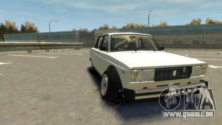 VAZ 2105 Drift (Paul Black prod.) pour GTA 4