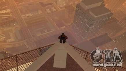 L'immortalité CJ pour GTA San Andreas