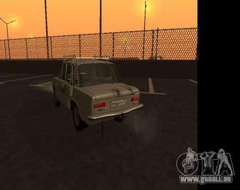 VAZ 21013 Krasnoyarsk stil pour GTA San Andreas vue arrière