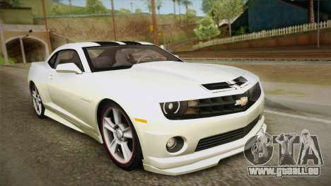 Chevrolet Camaro Synergy für GTA San Andreas