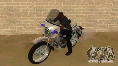 Oural De La Police pour GTA San Andreas