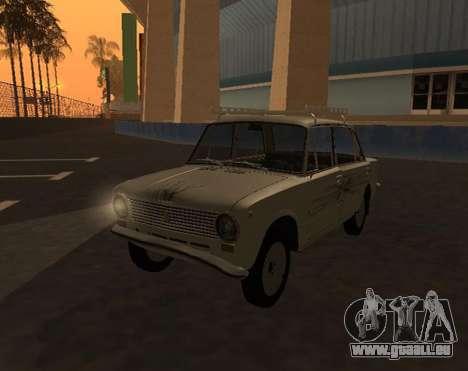 VAZ 21013 Krasnoyarsk stil pour GTA San Andreas vue de droite