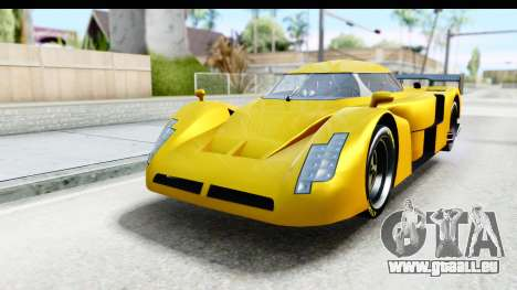 GTA 5 Annis RE-7B für GTA San Andreas rechten Ansicht