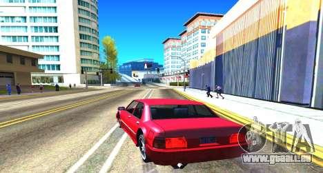 Summer Colormod pour GTA San Andreas quatrième écran