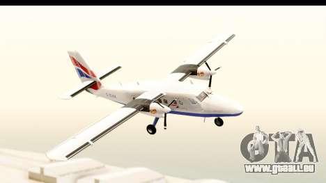 DHC-6-400 de Havilland Canada für GTA San Andreas