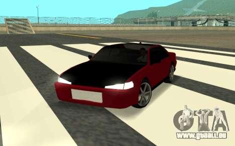 Sultan Kaefoon für GTA San Andreas