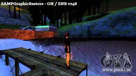 SAMP Graphic Restore für GTA San Andreas