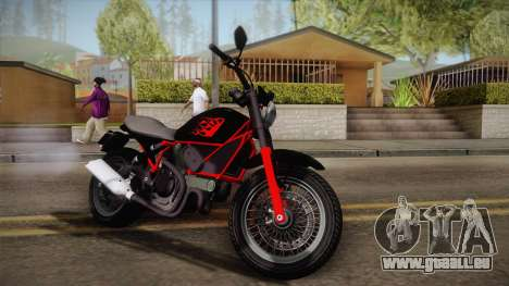 GTA 5 Pegassi Esskey PJ1 für GTA San Andreas