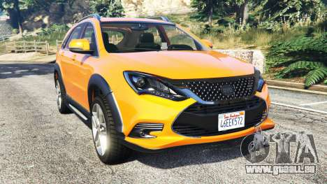 BYD Tang 2015 [add-on] pour GTA 5