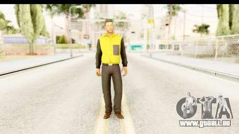 Will Smith Fresh Prince of Bel Air v1 pour GTA San Andreas deuxième écran